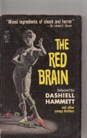 Image for The Red Brain And Other Thrillers.