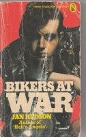 Image for Bikers At War.