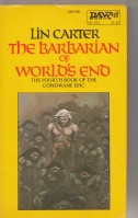 Image for The Barbarian Of World's End.