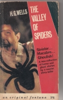 Image for The Valley Of Spiders: A New Collection Of Short Stories.