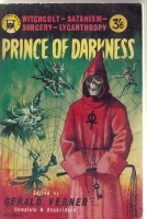 Image for Prince Of Darkness (Hugh Lamb's copy).