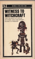 Image for Witness To Witchcraft.