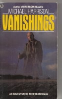 Image for Vanishings.