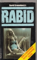 Image for David Cronenburg's Rabid (film tie-in).