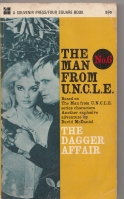 Image for The Man From Uncle no 6: The Dagger Affair.