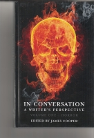 Image for In Conversation A Writer's Perspective: Volume One: Horror.