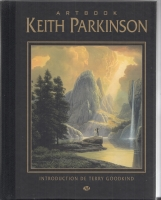Image for Keith Parkinson Artbook.
