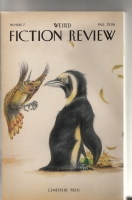 Image for The Weird Fiction Review Issue no 7.