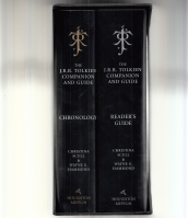 Image for The J. R. R. Tolkien Companion And Guide: Chronology (and Reader's Guide (two volumes slipcased).