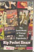 Image for Hip Pocket Sleaze: The Lurid World Of Vintage Adult Paperbacks.