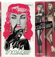 Image for The Complete Reprint Of Exotique: The first 36 issues , 1951-1957.