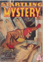 Image for Startling Mystery Magazine (British reprint).