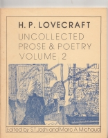 Image for H. P. Lovecraft: Uncollected Prose And Poetry 11.