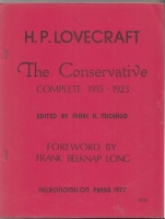 Image for The Conservative Complete 1915-1923,
