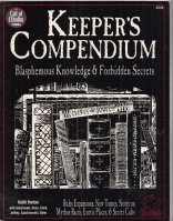 Image for Keeper's Compendium: Blasphemous Knowledge & Forbidden Secrets (Call of Cthulhu Roleplaying Game).