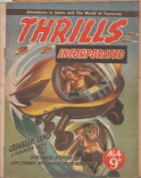 Image for Thrills Incorporated no 4.