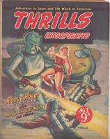 Image for Thrills Incorporated no 3.