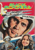 Image for Buck Rogers In The 25th Century Annual 1983.