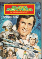 Image for Buck Rogers In The 25th Century Annual 1982.