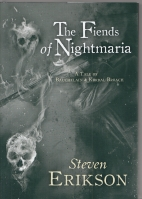 Image for The Fiends Of Nightmaria: A Tale Of Bauchelain & Korbal Broach.