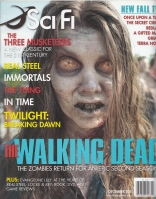 Image for Sci Fi: The Official Magazine of the Sci Fi Channel: 57 issues 2006-2015.