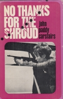 Image for No Thanks For The Shroud (inscribed by the author).