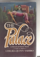 Image for The Palace: An Historical Horror Novel (inscribed by the author).