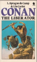 Image for Conan The Liberator.