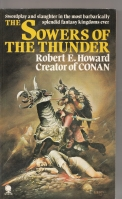 Image for The Sowers Of The Thunder.