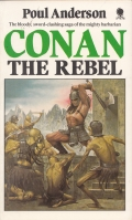 Image for Conan The Rebel.