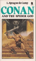 Image for Conan And The Spider God.