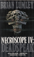 Image for Necroscope IV: Deadspea