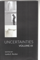 Image for Uncertainties Volume 111.