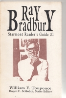 Image for Ray Bradbury (Starmont Reader's Guide 31).