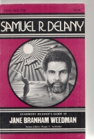Image for Samuel Delany (Starmont Reader's Guide no 10).