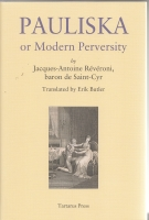 Image for Pauliska or Modern Perversity.