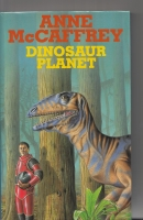 Image for Dinosaur Planet (signed by the author).