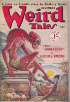 Image for Weird Tales November 1949 (BRE no 2).