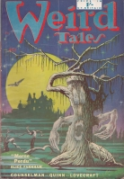 Image for Weird Tales March 1952 (BRE no 16).