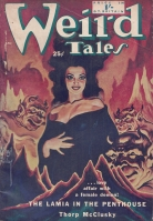 Image for Weird Tales May 1952 (BRE no 17).