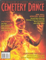 Image for Cemetery Dance no 74/75: Joe Hill Special Issue.