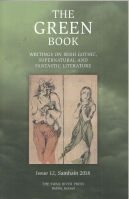Image for The Green Book, Writings On Irish Gothic, Supernatural And Fantastic Literature Issue 11.