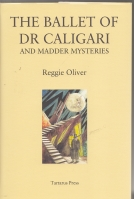 Image for The Ballet of Dr Caligari And Madder Mysteries (signed by the author)..