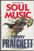 Image for Soul Music (inscribed by the author).