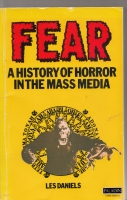 Image for Fear: A History of Horror in the Mass Media.