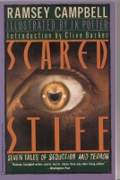 Image for Scared Stiff: Seven Tales of Seduction And Horror (inscribed by the author to Hugh Lamb).