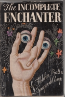 Image for The Incomplete Enchanter (signed by the author).