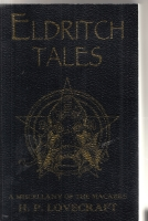 Image for Eldritch Tales: A Miscellany Of The Macabre: Special Collector's Edition (inscribed to Hugh Lamb).