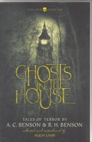 Image for Ghosts In The House: Tales of Terror.