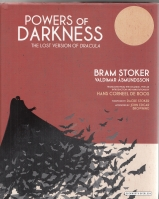 Image for Powers of Darkness: The Lost Version of Dracula.